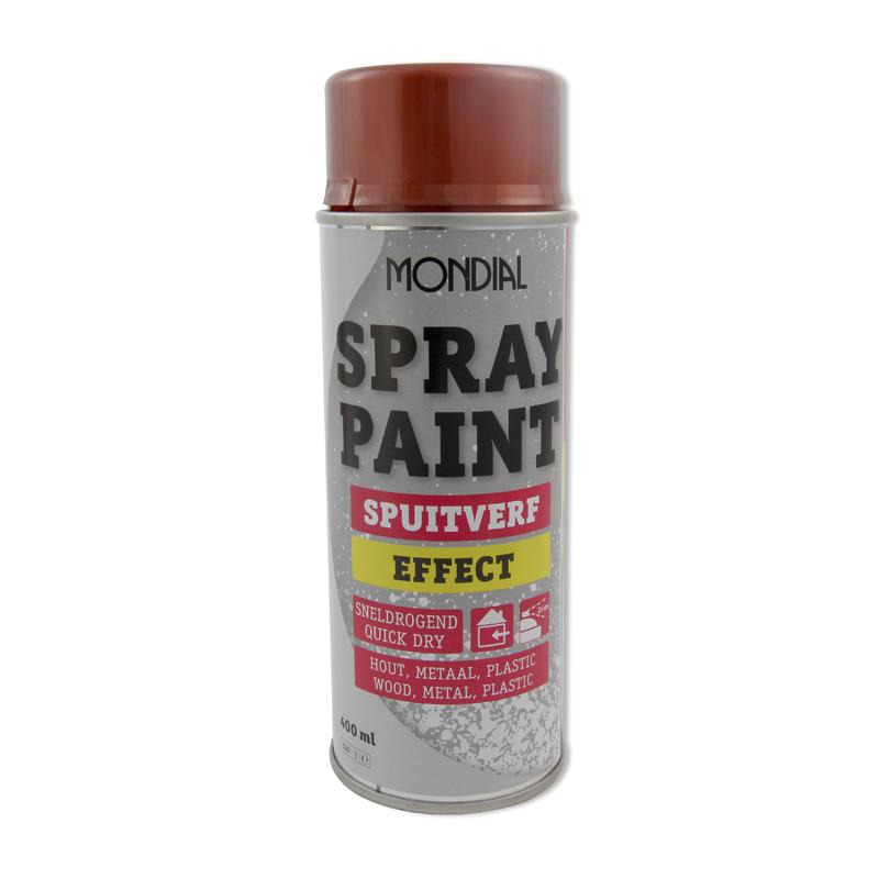Spuitbus verf Mondial Spray Paint Koper